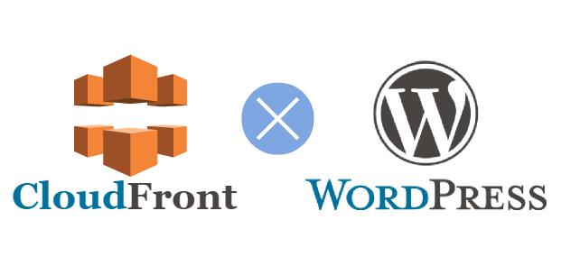 cloudfront_WordPress